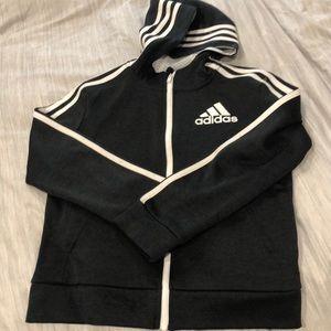 Boys adidas Warm up jacket